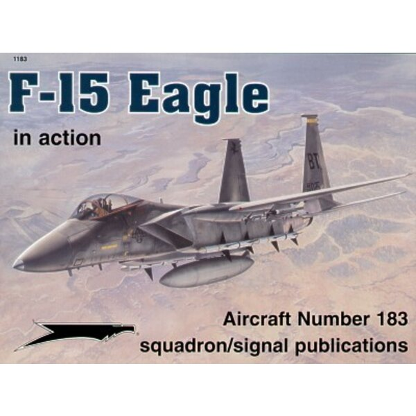 McDonnell Douglas F-15 Eagle (In Action Series)
