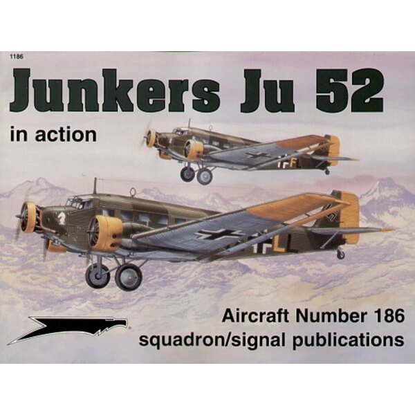 Junkers Ju 52 (In Action Series)