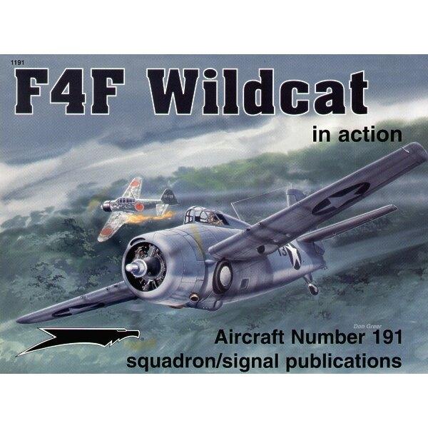 Grumman F4F Wildcat (In Action Series)