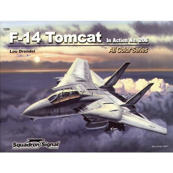 Grumman F-14 Tomcat (In Action Series)