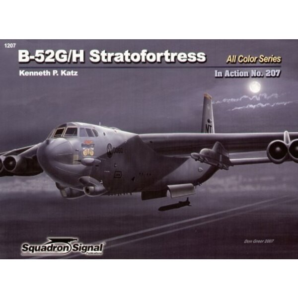 Boeing B-52 Stratofortress (In Action Series)