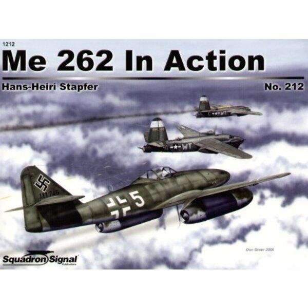 Messerschmitt Me 262 (In Action Series)
