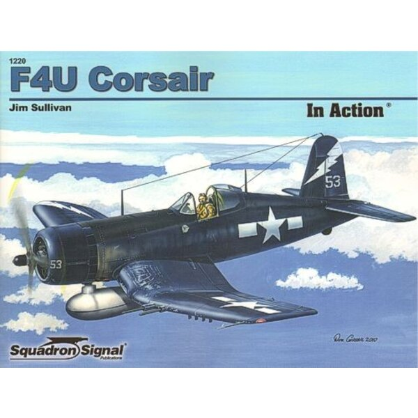 Vought F4U Corsair by Jim Sullivan (In Action Series)
