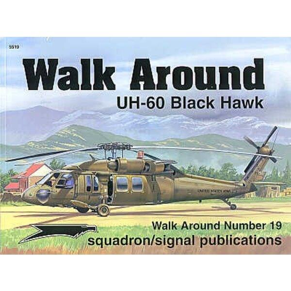 Sikorsky UH-60 Black Hawk (Walk Around Series)