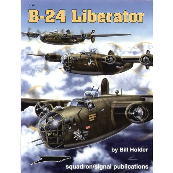 Book Consolidated B-24 Liberator (Specials Series)