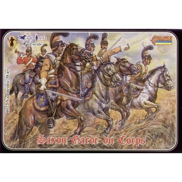 Saxon Garde Du Corps