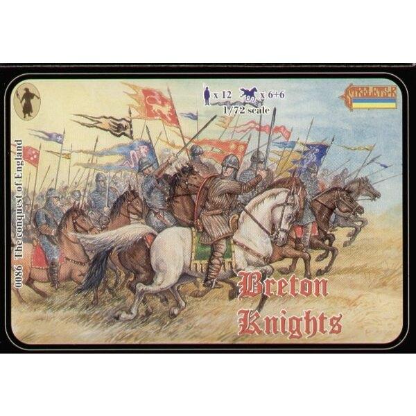 Breton mounted knights
