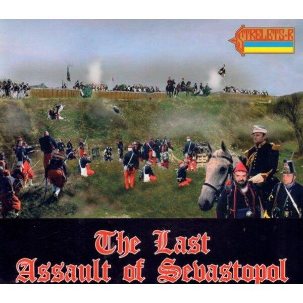 Last Assault of Sevastopol (4 sets. 1 new set including old set no STR02472 STR02772 and STR03372).