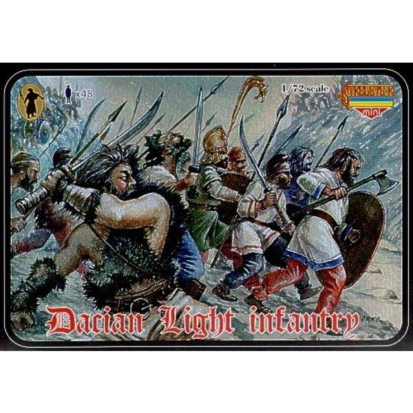 Dacian Light Infantry (original issue)