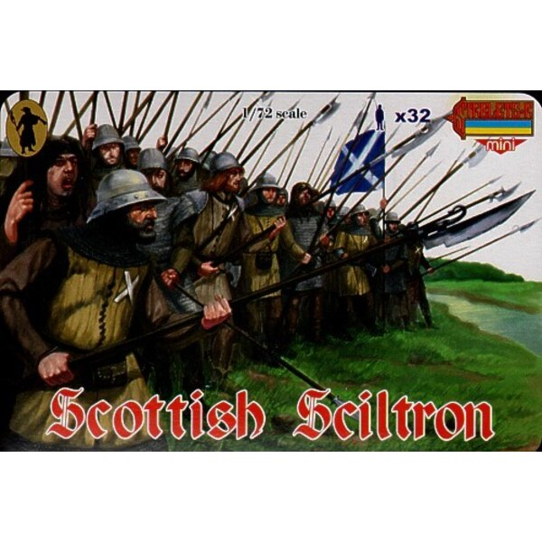 Scottish Schiltron. Scottish Border Wars