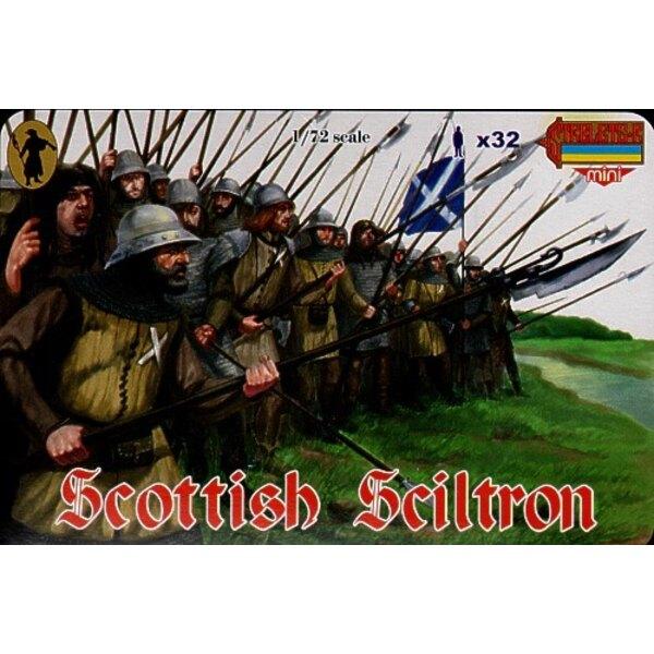 Scottish Schiltron. Scottish Border Wars