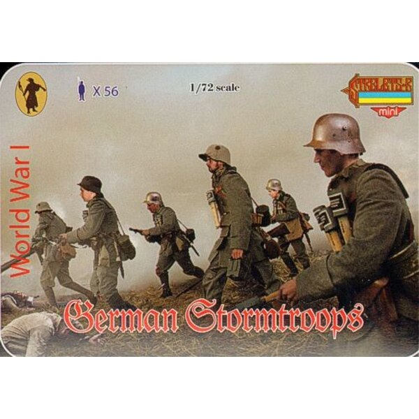 German Stormtroops WWI