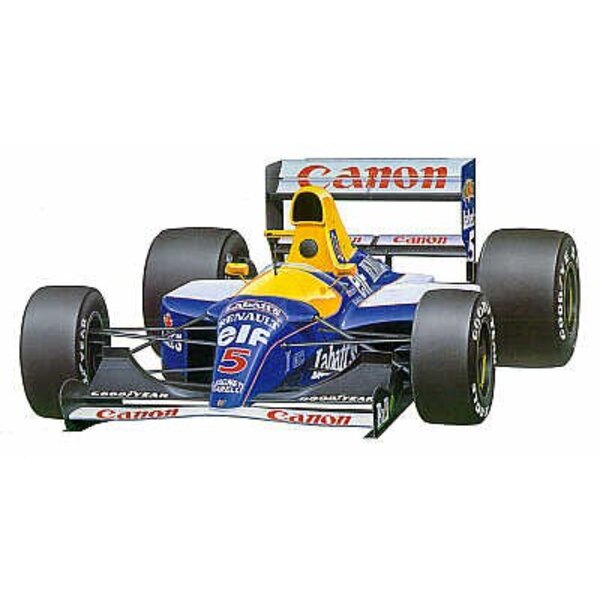 Williams FW14B 1992 Mansell