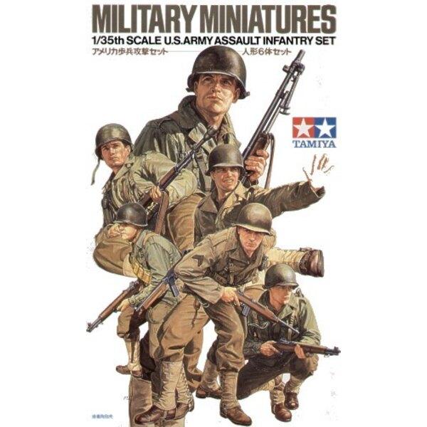 US Troops assault set