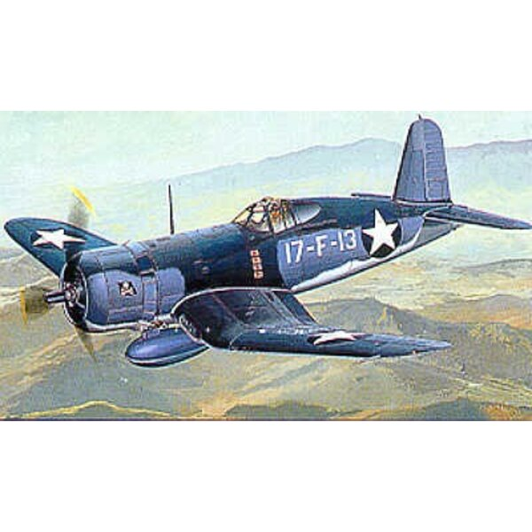 Vought F4U-1/2 Corsair Birdcage with extended or folded wings