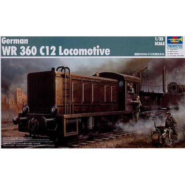 German WR 360 C12 Locomotive