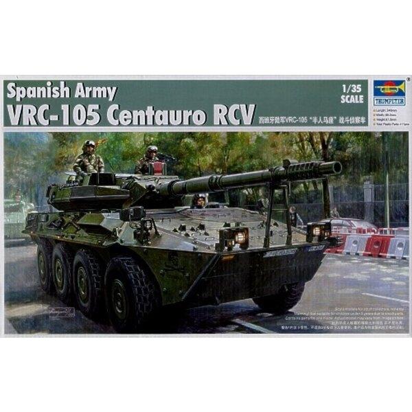 Spanish Army VRC-105 Centauro RCV