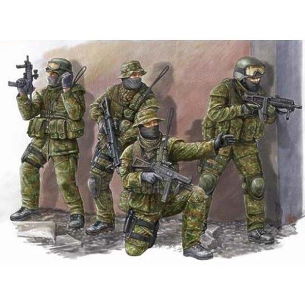 German KSK Bundeshwehr (Commandos)