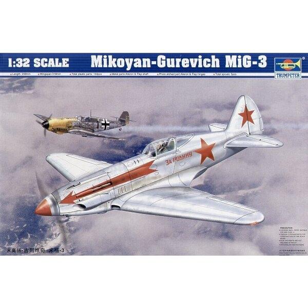 Mikoyan MiG-3