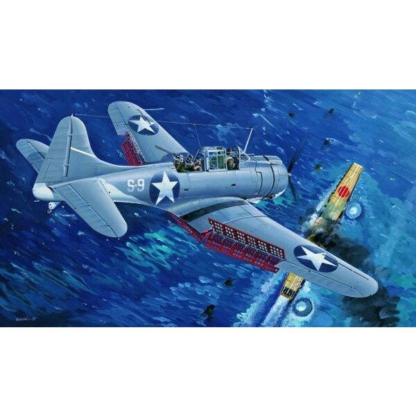 Douglas SBD-3 Dauntless US Navy Midway
