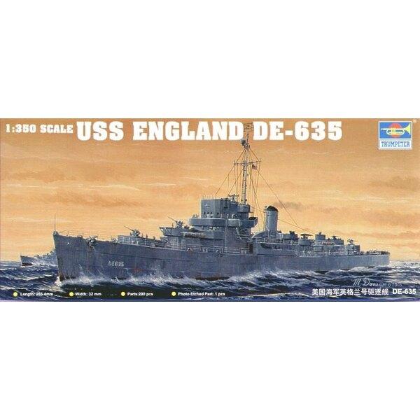 USS England DE-635