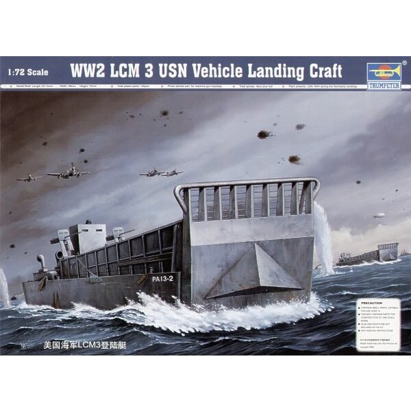 LCM III D-Day Landing craft