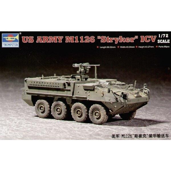 M1126 Stryker (Light Armoured Vehicle) ICV