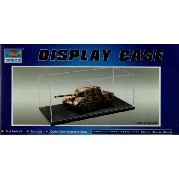 Display Case 325 x 165 x 125mm