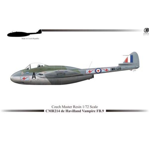 de Havilland Vampire FB.9