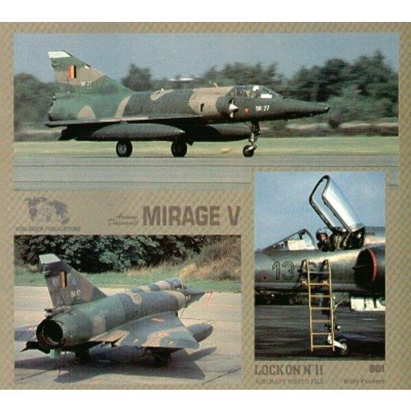 Lock On No.11 Dassault Mirage 5