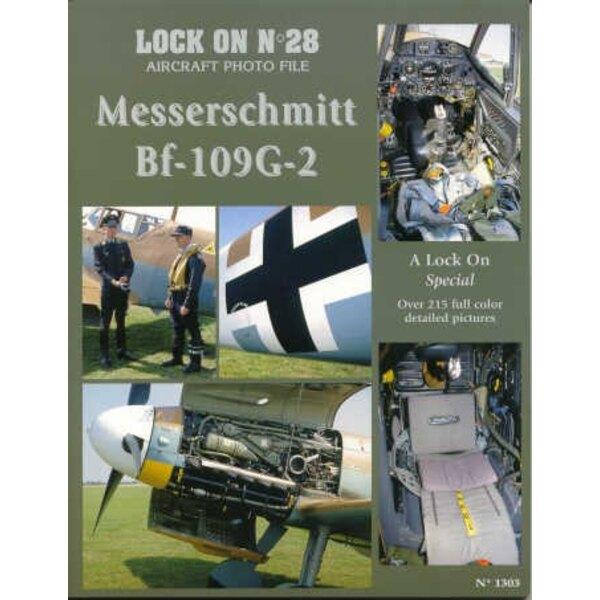 Lock On No.28 Messerschmitt Bf 109G-2