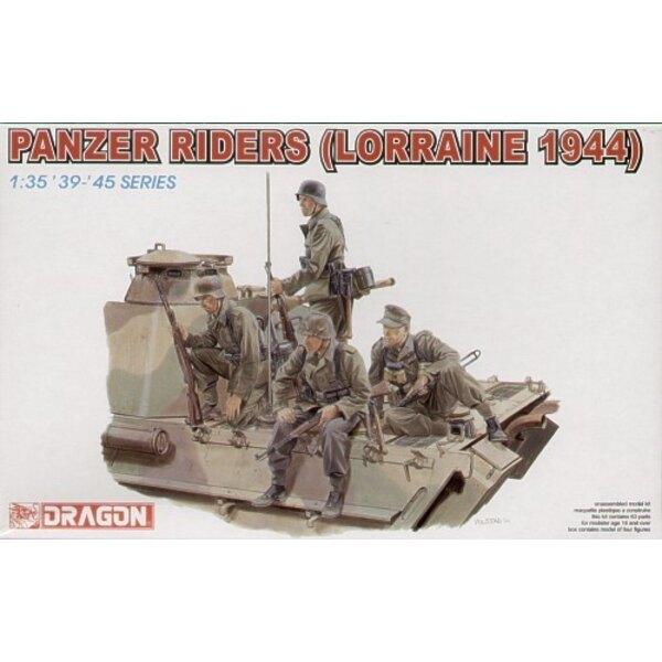 Panzer riders Lorraine ′44