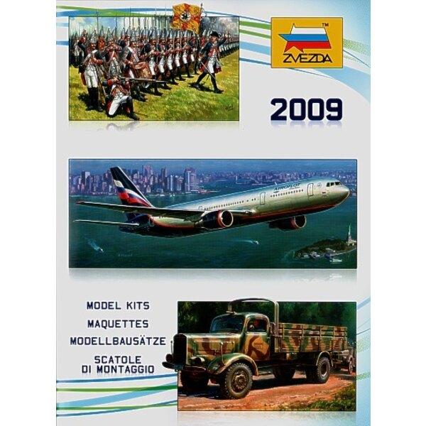 Zvezda catalogue 2009