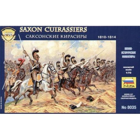 Saxon Cuirassiers 1810-1814