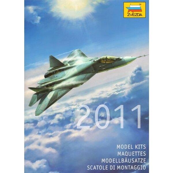 Zvezda 2011 Catalogue
