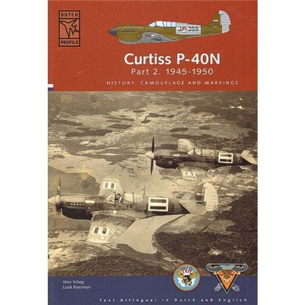 Curtiss P-40N (1945-50) RNEIAAF Part 2 (2010)