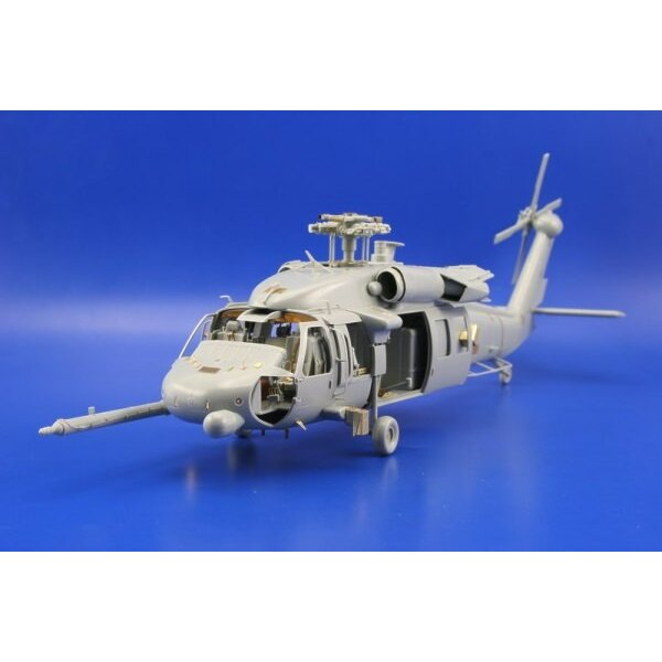 Sikorsky MH-60G Pave Hawk exterior (designed to be used with model kits from Academy amd MRC)