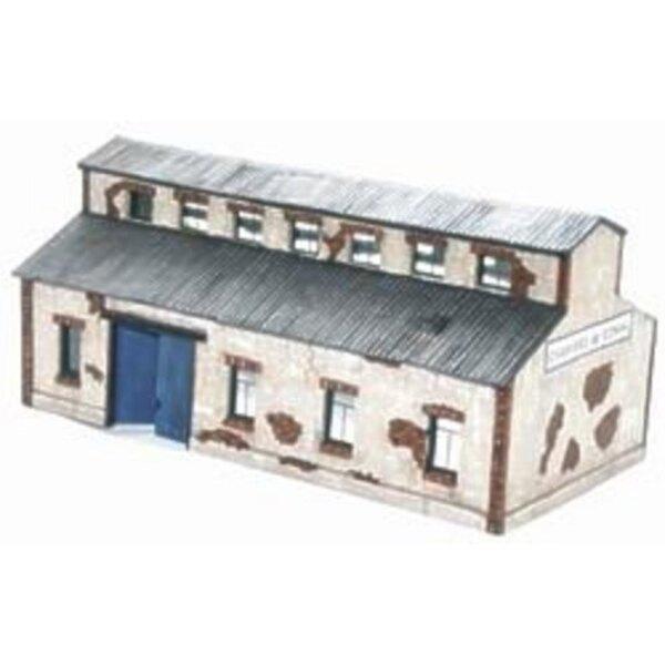 Goods depot