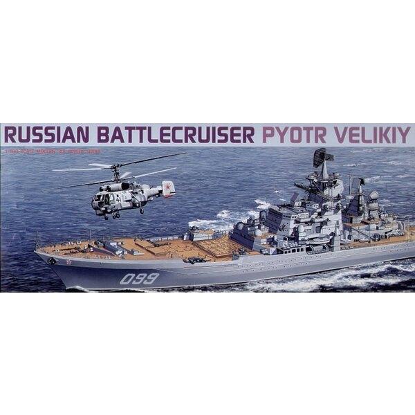 Russian Battlecruiser