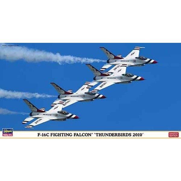 F-16C Fighting Falcon Thunderbirds 2010