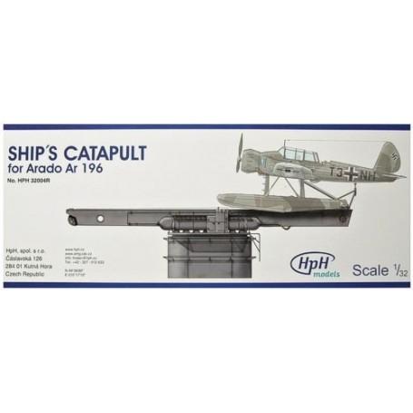 Arado Ar 196 Ship′s Catapult for Arado Ar-196