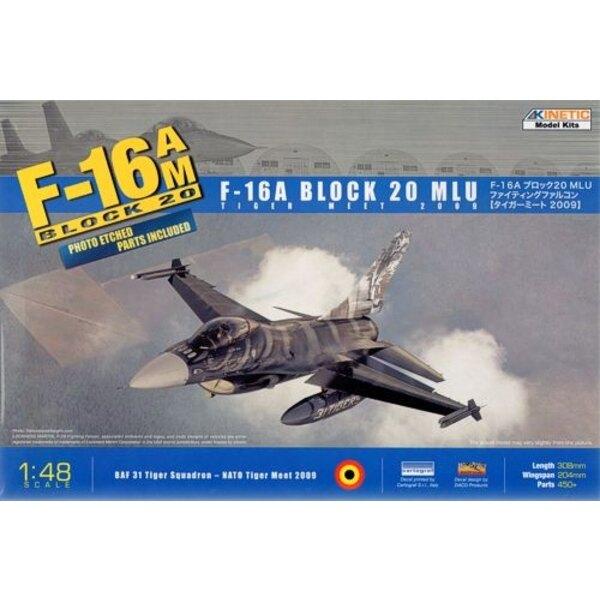 F-16A TIGET MEET 2009 (W/ PE)
