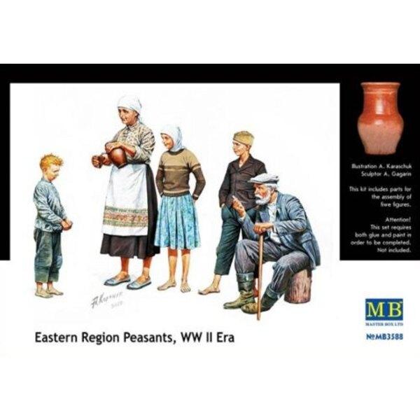 Peasants Eastern Europe WWII era