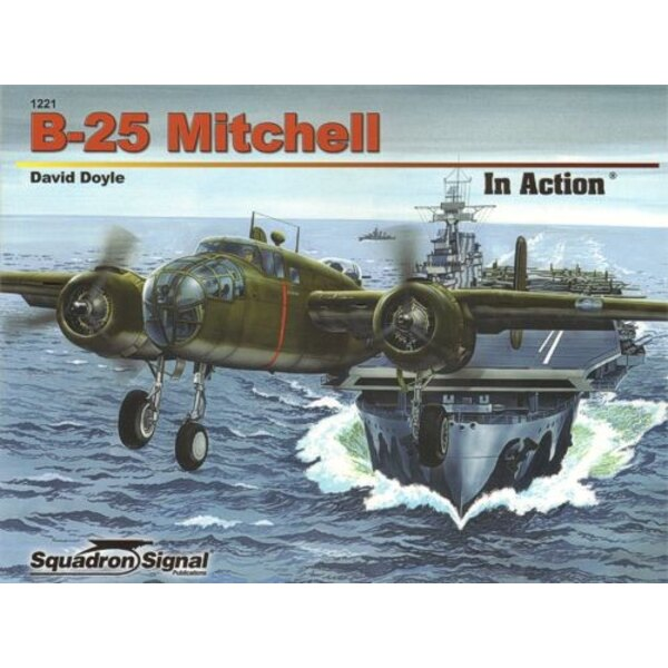 North American B-25 Mitchell (In Action Series)