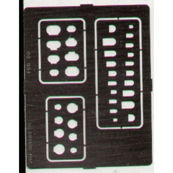 Covers & Hinges templates. Assorted sizes