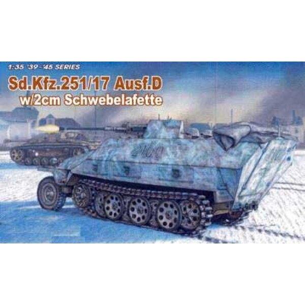 Sd.Kfz.251/17 Ausf.D 1:35