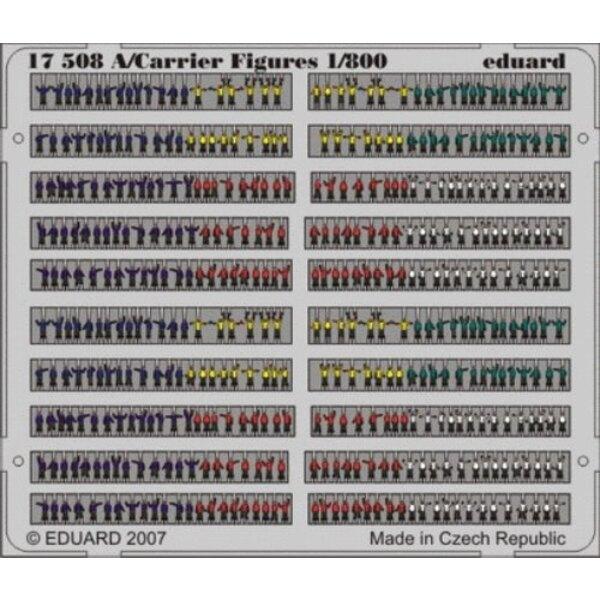 Aircraft Carrier Figures 1/800