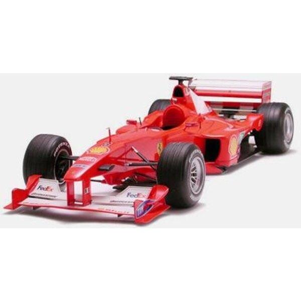 Ferrari F1 2000 1:20