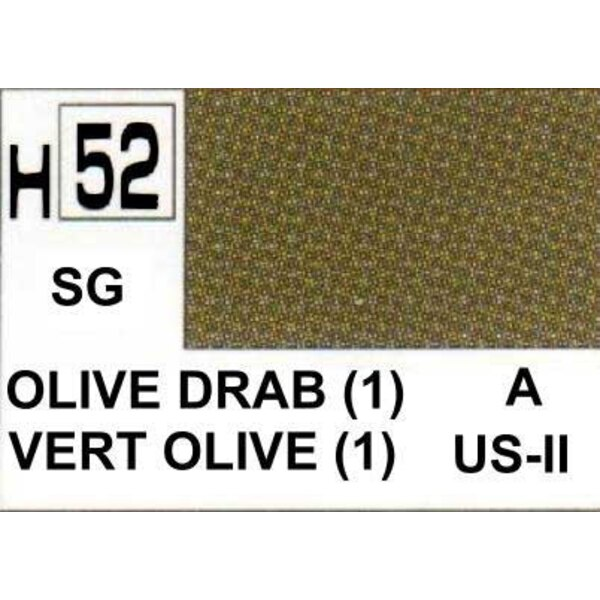 H052 Olive Green