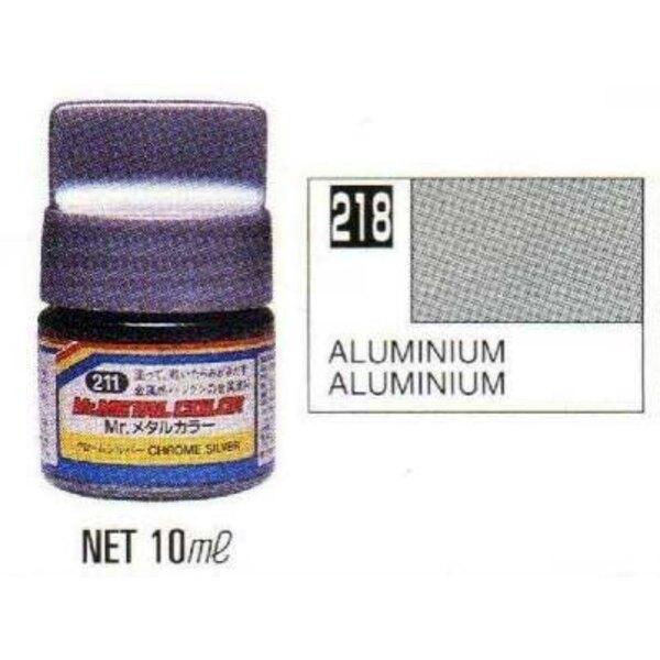 MC 218 Light Metal Grey